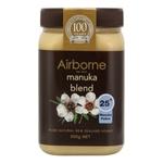 Airborne Health Manuka Blend 25+ Honey 500g