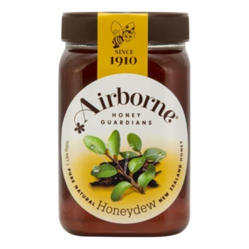 Airborne Floral Honeydew Honey 500g