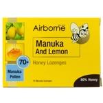 Airborne Manuka & Lemon Lozenges 16x2.8g
