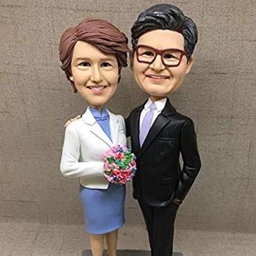 Couple Full Body Miniature