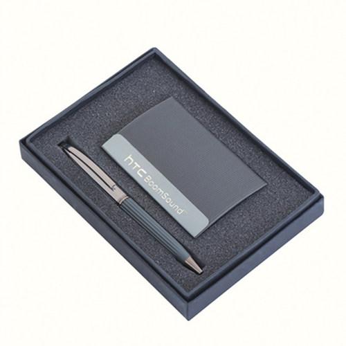 Pen & Card Holder Set