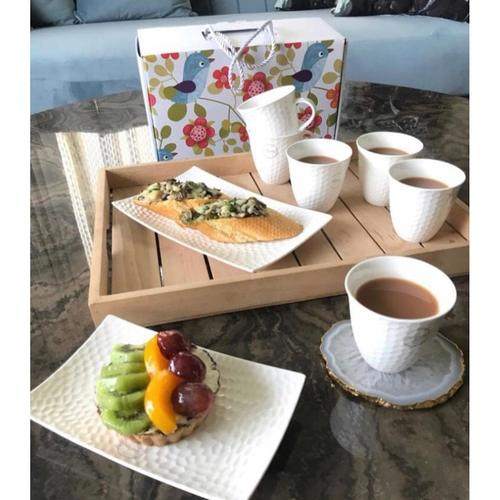 Cup & Plate Set