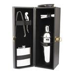 Bar Essential Set Leather Box