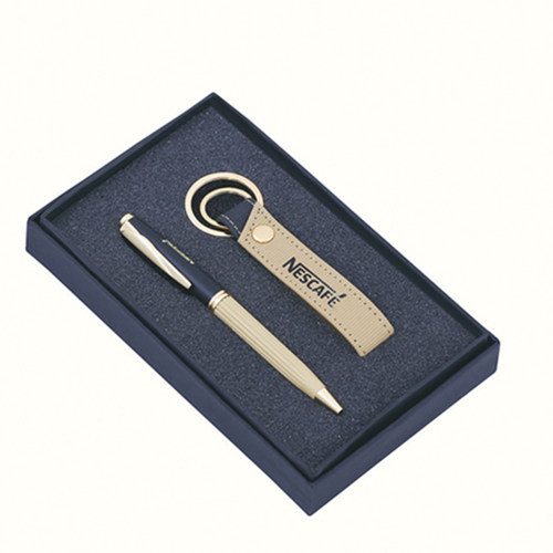 Keychain & Pen Set