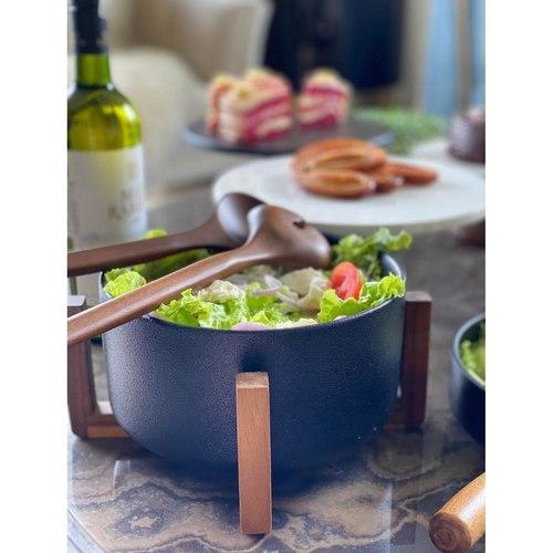Ceramic Nourish Salad Bowl