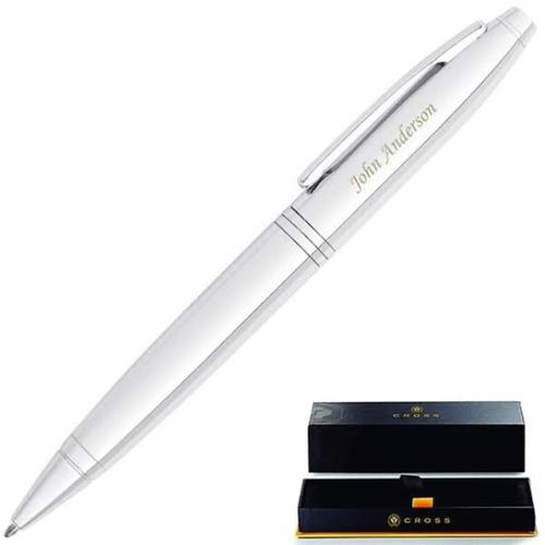 Customised Calais Chrome Ball Pen