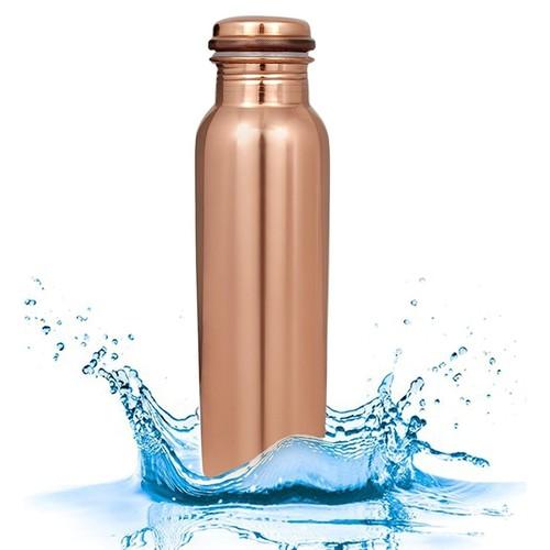 Personalized Copper Bottle