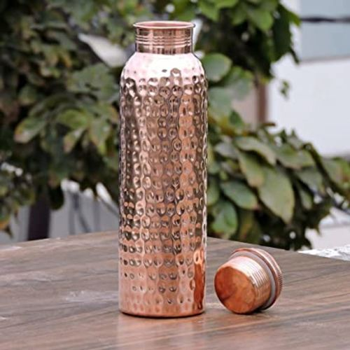 Copper Water Bottle