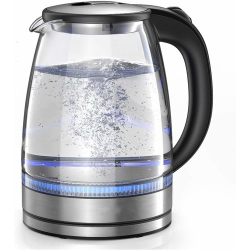 Sleek Glass kettle