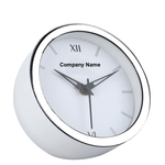 Table clock with Silver ring