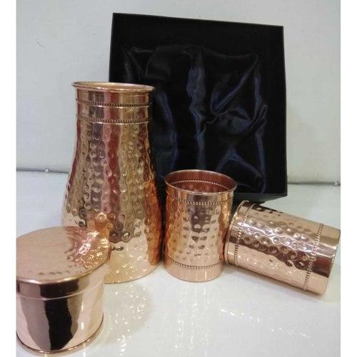 Copper room jar