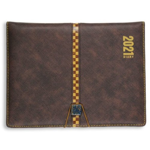 Exclusive Leather Diary