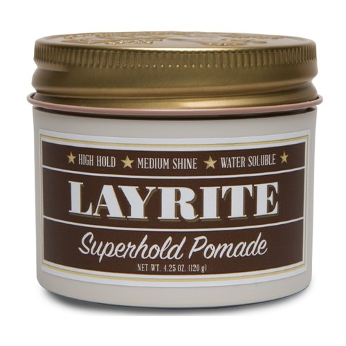 Layrites Super hold Pomade 4.2oz