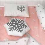 Snowy Smowman Organic Shape Toy