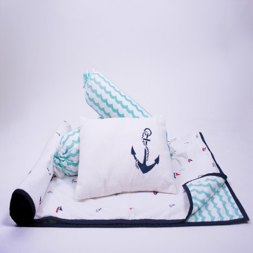 Sailing Boats Organic Organic Mini Gift Set