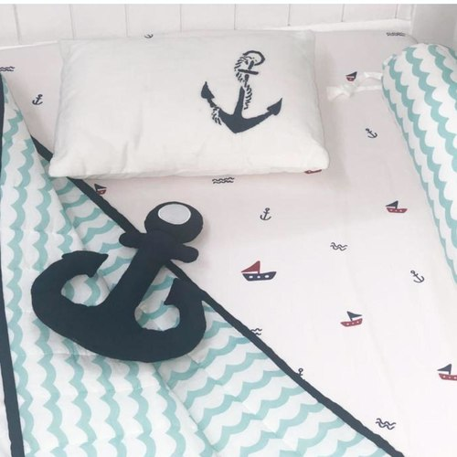 """Sailing Boats"" Organic Shape Toy"