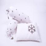 Snowy Snowman Organic Bedtime Essential Set