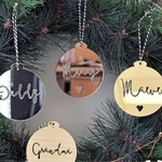 Personalised Christmas Ornament