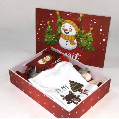 Personalised Christmas Hamper