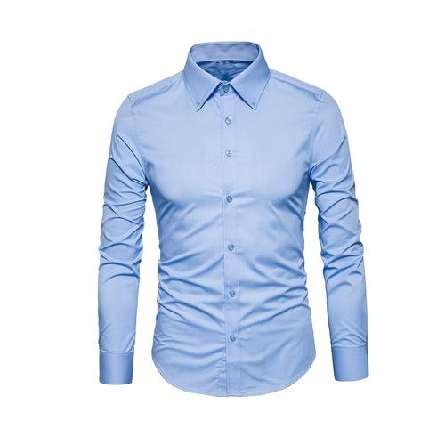 Light blue shirt by Forester Infinity