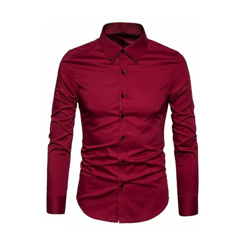 Wine Red shirt by Forester Infinity
