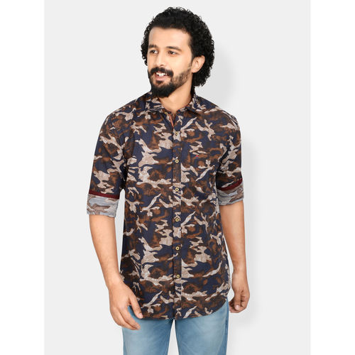 Brown shirt by TERN