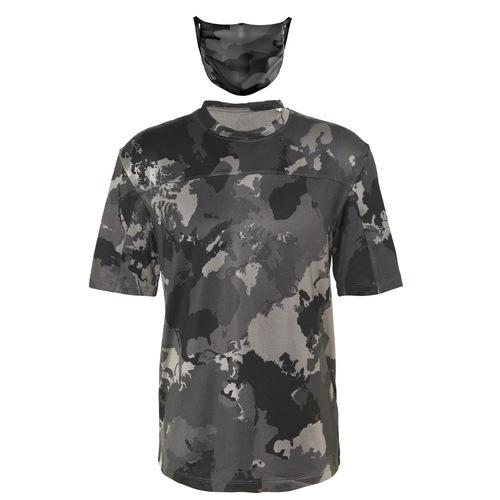 Camouflage Cotton Tee