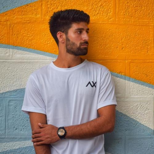 White Dri-Fit T-shirt