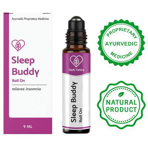 Herb Tantra Sleep Buddy Insomnia Relief Roll-On 9 ml