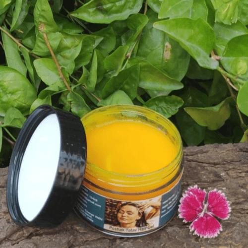 Poshak Tatva Hair Gel For Oily Hair and Scalp