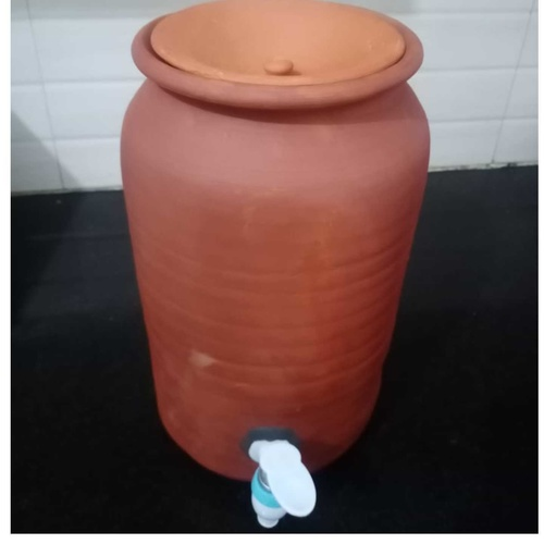 Earthen Water Pot