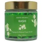 Amayra Naturals Kashi - Papaya Walnut Face Scrub