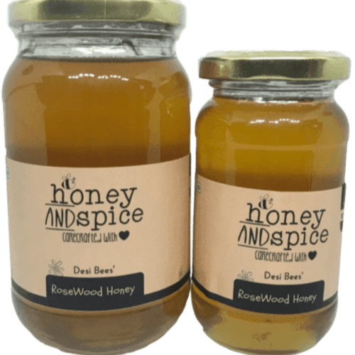Rosewood Honey