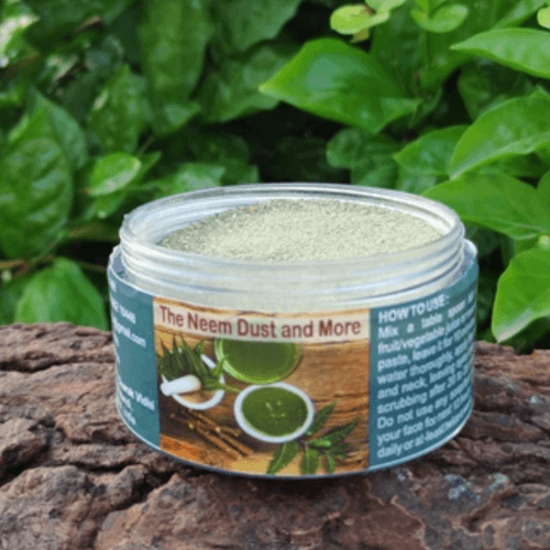 Neem Dust And More Anti Acne-Pimple Face Pack