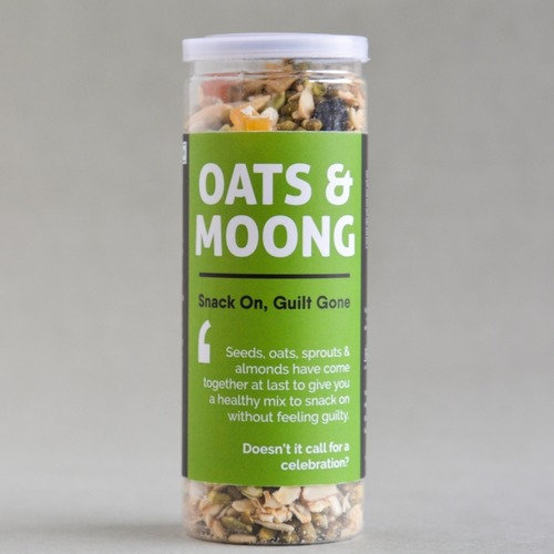 Oats & Moong Mix