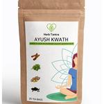 Herb Tantra Ayush Kwath Immunity Booster Tea 20 Tea Bags