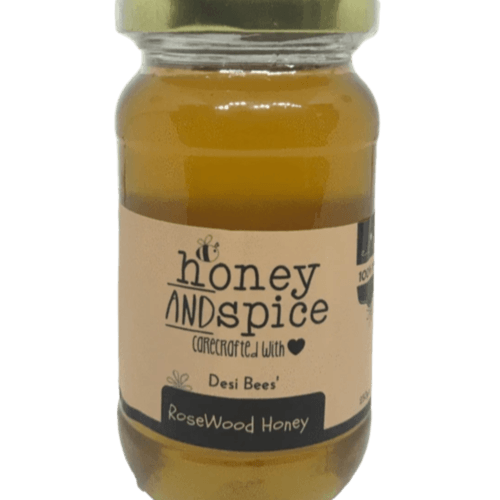 Rosewood Honey