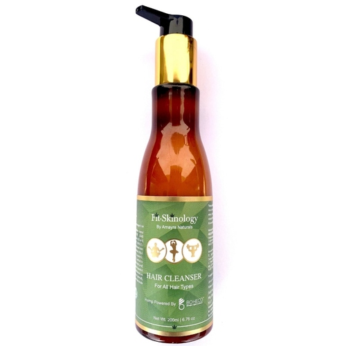 Amayra Naturals Fit Skinology Hemp Shampoo