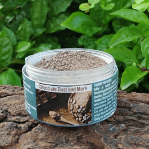 Chocolate Dust and More ( Smooth and Silky Skin) Face Pack