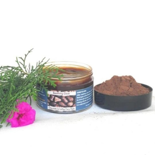 Chocolate & Coffee For Smooth and Silky Skin (Ready to Use) Face Pack