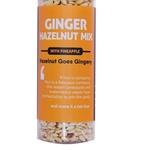 Ginger Hazelnut Mix - with Pineapple