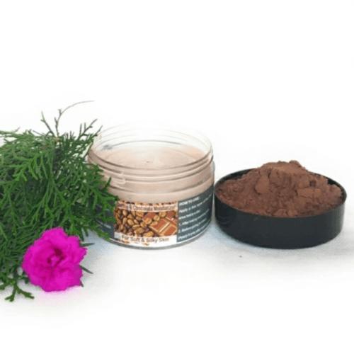 Coffee & Chocolate Moisturizer Cream  Soft & Silky Skin