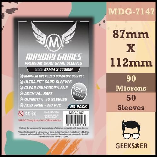 7147 Mayday Premium Oversized Magnum (87 x 112mm)