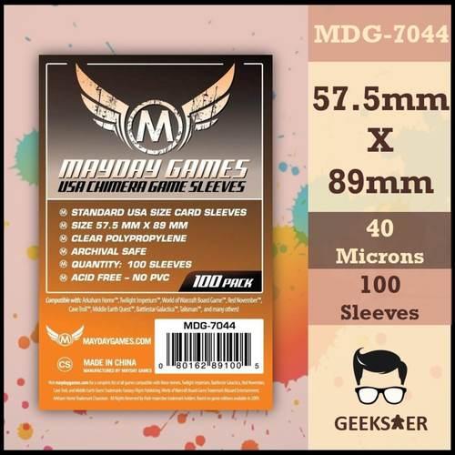7044 Mayday Standard USA Chimera 57.5 x 89mm