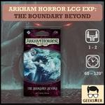 Arkham Horror LCG Exp: The Boundary Beyond