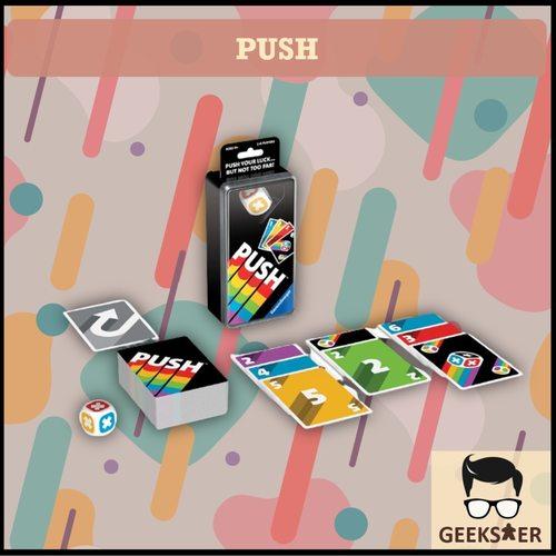 PUSH Card Game