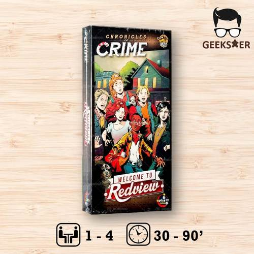 Chronicles of Crime Exp: Welcome to Redview