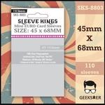 8803 Sleeve Kings Mini Euro 45 X 68mm