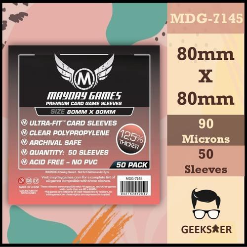 7145 Mayday Premium Medium Square 80 x 80mm