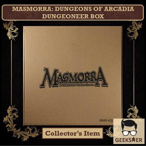 Masmorra Dungeons of Arcadia - Dungeoneer Box